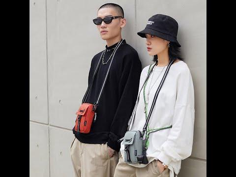 New Best Selling Fashion Unisex Designer Sling Bag