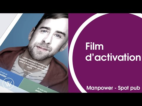 CRAFTED PROD - MANPOWER - FILM D'ACTIVATION