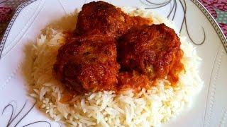 тефтели # Тефтели с Подливкой / Meatballs / Очень Вкусный Простой Пошаговый Рецепт