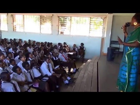 AHAPPY Generation in St. Teresa's Girls Secondary School-Eastleigh-Nairobi