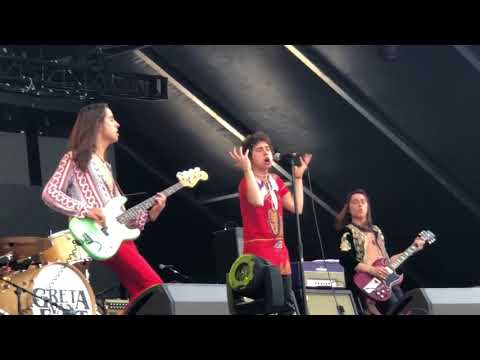 Greta Van Fleet Live Carolina Rebellion - Highway Tune - Edge of Darkness 5-6-18