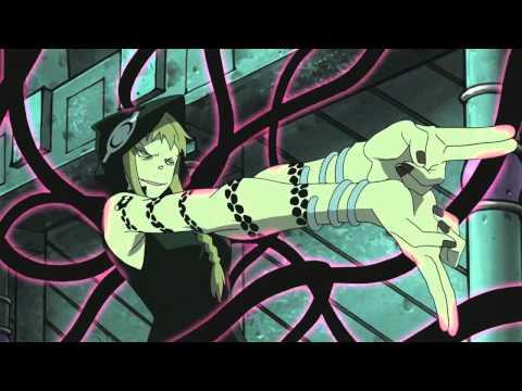 Soul Eater Medusa & Franken Stein Tribute -My Name
