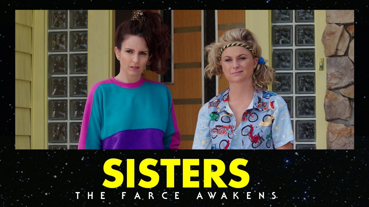 Sisters the farce awakens hd youtube for Farcical movies