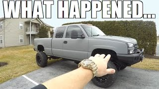 THE DURAMAX BUILD IS CANCELLED!
