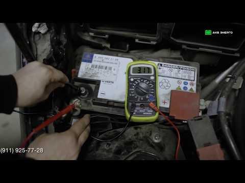 Как проверить утечку тока на автомобиле мультиметром видео