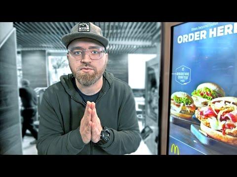 Unboxing My Ultimate McDonald's Burger...