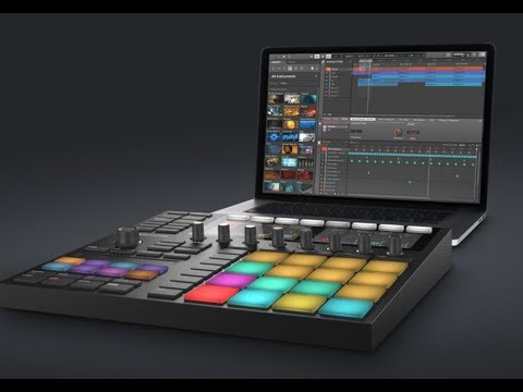 MASCHINE MK3 2.6.9  - BROWSER & LIBRARY MANAGEMENT
