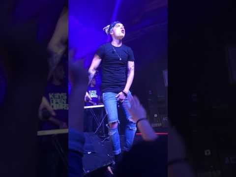 Ooouuu/Sneakin'/Starboy - William Singe (Changes Tour, Sacramento)