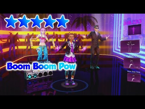 Dance Central 3 - Boom Boom Pow - 5 Gold Stars