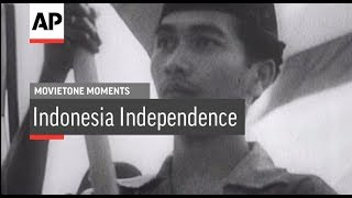 Download Video Indonesian Independence - 1945 | Movietone Moments | 17 Aug 18 MP3 3GP MP4