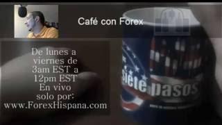 Forex con Café del 28 de Junio 2016