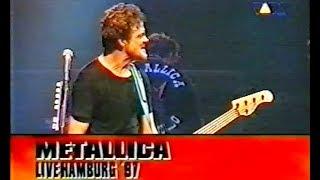 Metallica - Hamburg 15.11.1997 (TV) Live & Interview, VIVA TV