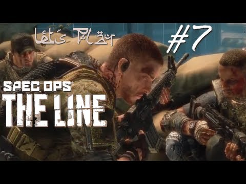 Let's Play Spec Ops: The Line—Part 7 (Back Against the Wall)