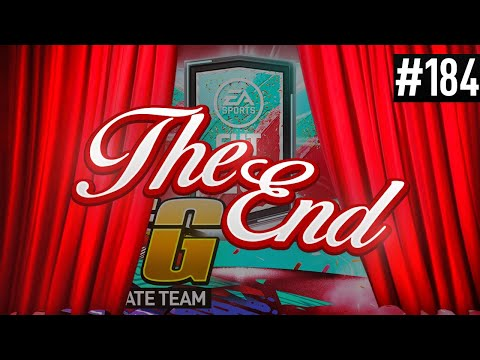 END OF RTG! - #FIFA20 Road To Glory! #184! Ultimate Team