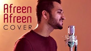 Download Hindi Video Songs - AFREEN AFREEN - Ustad Nusrat Fateh Ali Khan | Cover by Sahil Momin | with Lyrics