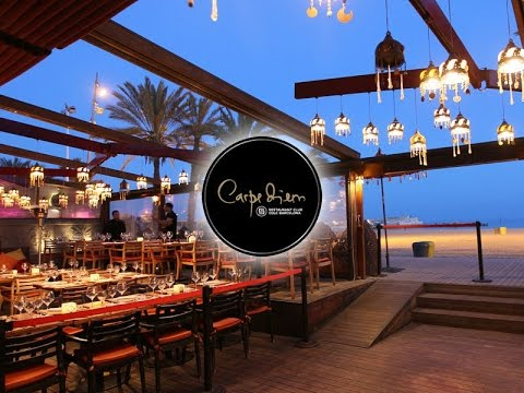 Barcelona Luxury Nightlife - CDLC Barcelona by the beach
