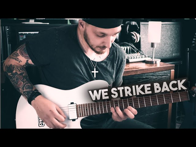 ´We Strike Back´ by Udo Dirkschneider´s U.D.O. (Guitar Playthru)