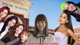 Nanno go to Celebrities School