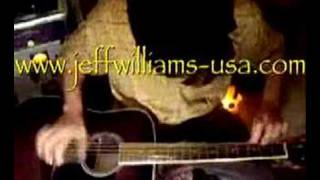 Acoustic Guitar Jeff Williams capo420420 Tapestry of a Dream