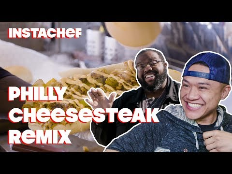 Timothy DeLaGhetto Reviews Phillys Secret Food || InstaChef