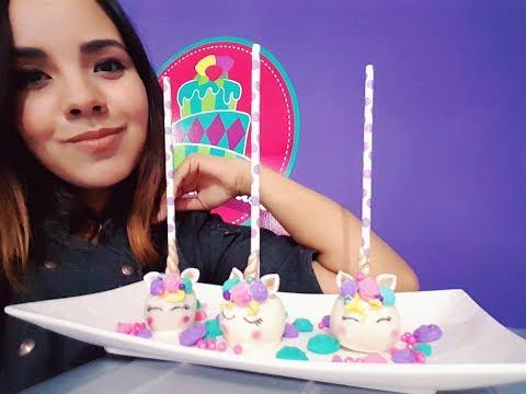Cakepop  Unicornio Tanya