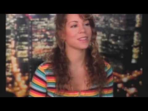 Mariah Carey-Short Interview about Music Box album/Dreamlover