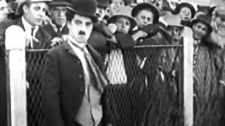 Charlot et Mabel aux courses 1914