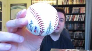 Sports Memorabilia Collection Signed Baseballs & Boxing Glove Mold Damage Rant Steiner Sports