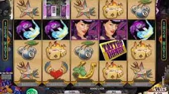 Hot Ink Slot Game PromoVideo | Royal Vegas Online Casino