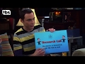 Research Lab | The Big Bang Theory | TBS