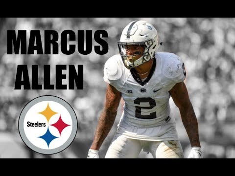 Marcus Allen || 2018 NFL Draft Highlights ᴴᴰ