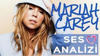 Mariah Carey Ses Analizi (Aşkın Sesi) Video