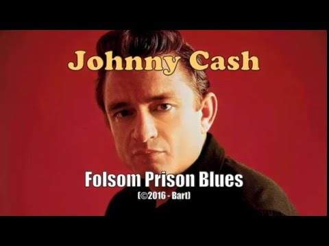 Johnny Cash - Folsom Prison Blues (Karaoke)