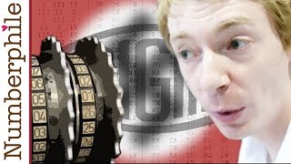 158,962,555,217,826,360,000 (Enigma Machine) - Numberphile thumbnail