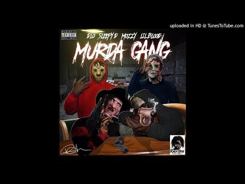 D-Lo feat. Sleepy D, Mozzy & Lil Blood - Murda Gang