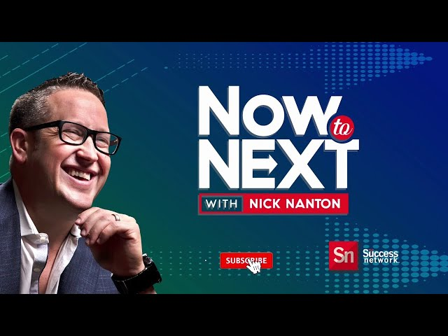 Now to Next with Nick Nanton Feat. Lisa Nichols