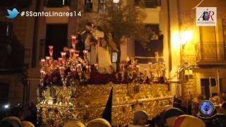 Misterio de la Oración en el Huerto de Linares entrando en calle Rosario
