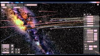 The Solar System vs Black Hole
