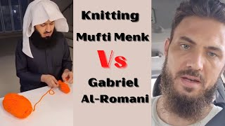 Knitting Mufti Menk vṡ Gabriel Al-Romani - My response I Abdur Raheem McCarthy