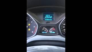 Comment faire mise à zéro le message rappelle d'entretien vidange pour Ford Focus,c-max,kuga ...