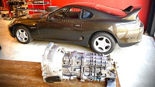 homepage tile video photo for THE MOST EXPENSIVE TRANSMISSION EVER!! (JDM V161!)