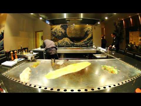 Sendai Teppanyaki Sousse ! Best Asian Restaurant Ever !