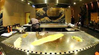 Sendai Teppanyaki Sousse ! Best Asian Restaurant Ever !