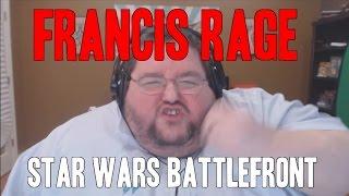 FRANCIS RAGE - STAR WARS BATTLEFRONT GETTING A SEQUEL