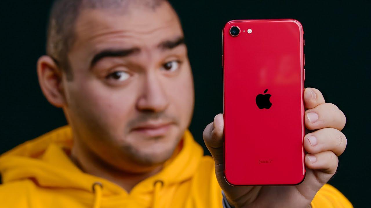 iPhone SE 2020 Full Review ||  مراجعة أرخص آيفون /مواصفات هاتف