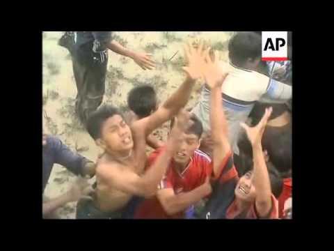 Muslims along ravaged coast react to US reconstruction