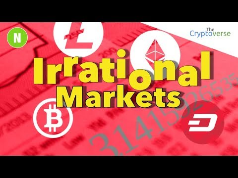 Irrational Markets 📉 Google Bans Ads And Crypto Prices Fall