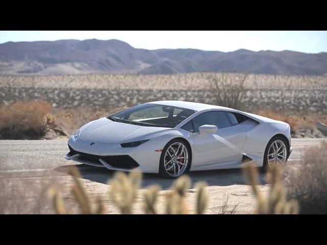 Road Trip Video Of Bmw I8 And Lamborghini Huracan Vs Dodge Srt