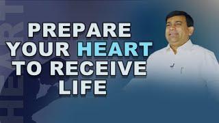 The Light of Life (English - Hindi) -  #13067 - Sermon by Man of GOD K Shyam Kishore - JCNM