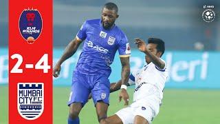 Hero ISL 2018-19 | Delhi Dynamos FC 2-4 Mumbai City FC | Highlights